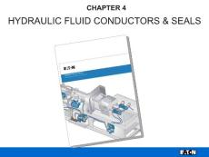 【液压精品培训资料】派克:流体连接件与密封 conductor  and seals