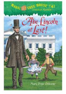 Mary Pope Osborne - [Magic Treehouse 47 - Merlin Mission 19] - Abe Lincoln at Last! (retail) (epub)