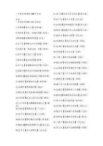 [指南]宋词资料