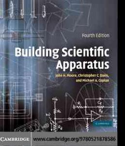 building scientific appa..