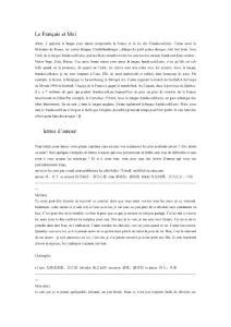 【【法语学习】法语范文 共(5页)】