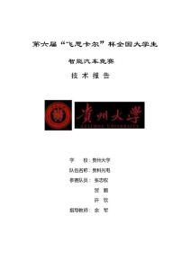 贵州大学-贵科光电技术报告