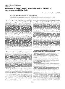 JOURNAL BIOLOGICA..