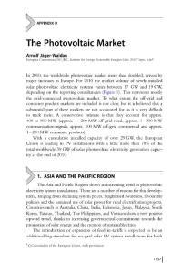appendix d - the photovoltaic market