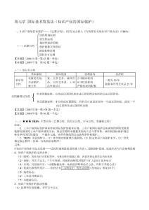 06《���H���法》重�c知�R、司考⌒ 真�}�c案例(���H技�g�Q易♀法)