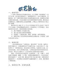 广东轻工职业技术学院棋艺..