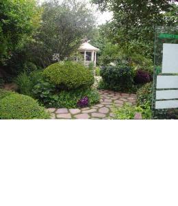 英国式花园景观