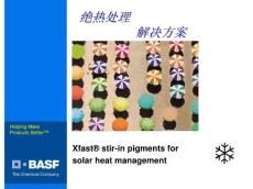 Chinese BASF Cool Solution
