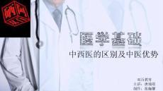 中西医的区别 ppt课件
