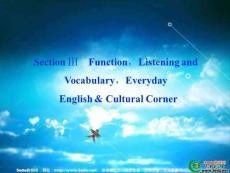 高一英语Films and TV课件3
