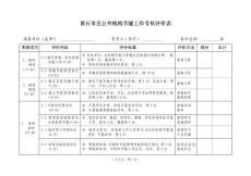 黄石直公共机构节能工作考..