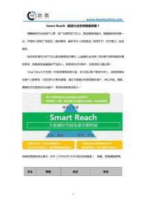 Smart Reach--旅游行业怎样精准获客