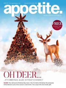Appetite Magazine - Nov..