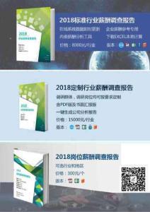 行业数据报告-2018中国薪酬网数据报告.docx