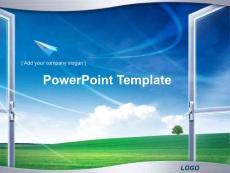 行业类素材PPT模板 (8)