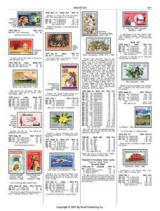 斯科特世界邮票目录-Scott 2008 Standard Postage Stamp Catalogue Volume 4.(国家J-O)_9-6