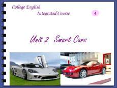 Unit2 Smart Cars