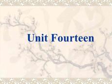 商务英语阅读(上册)unit 14_23