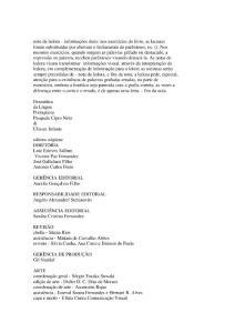 葡萄牙语词汇 语法