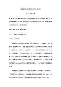 黄河河道工程治理与管理