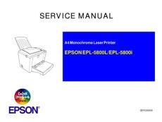 爱普生EP系列打印机维修手册