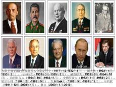 高中历史教学苏联社会主义建设道路的初期探索