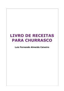 CSS - Livro De Receitas Para Churrasco