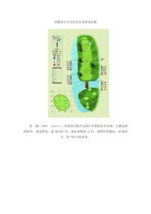 中国高尔夫球场球道攻略
