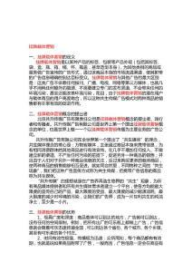 CLD挂牌载 体营销[企业文档]