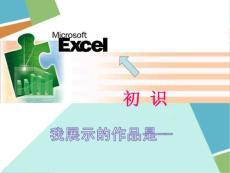 Excel电子表格的教学设计Excel电子表格的课件亮点和不足