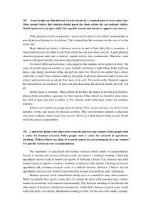 托福写作范文155篇WORD打印版101-110