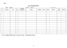 中小学学籍管理系统培训材料