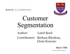 贝恩-战略分析方法-市场营销-customersegmentation020