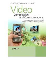 Video Compression & Com..