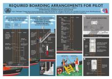 IMPA - Required Boarding Arrangement for Pilot in accordance with SOLAS Reg.V-23 & IMO Res.A1045(27)