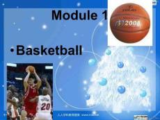 外研版高中英语选修7《Module 1 Basketball》ppt课件【精品】