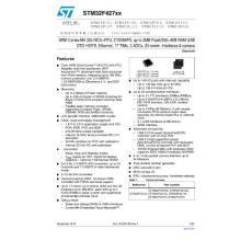 STM32F427最新PDF规格书