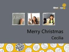 经典PPT--圣诞节2011年
