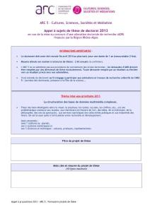 Dossier_candidature_theses_ARC5.doc法语论文,本文仅供学习和参考,请务必在下载后的24小时内删除