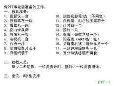 PTT讲师培训精彩课件(内部资料)