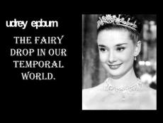 英语介绍Audrey Hepburn