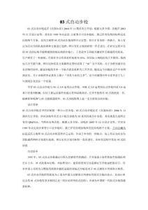 中国03式自动步枪