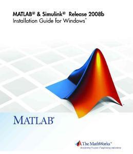 t7b__MATLAB r2008b 安装手册