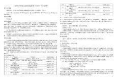 乙型肝炎病毒核酸定量检测试剂盒(PCR -荧光探针