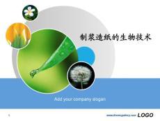 制浆造纸的生物技术0801