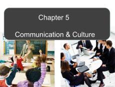 跨文化交际PPT 5-2