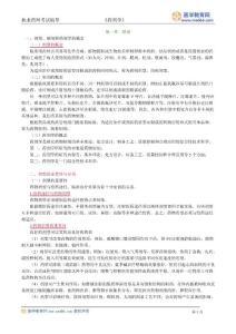 《药剂学》执业药师资格考试资料(全)