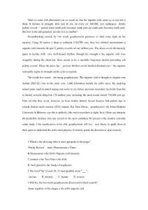 2013年十月在职联考MBA英语阅读练习题附答案(十六)——学苑教育