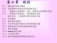 谢丽聪-11指针(1)-2007
