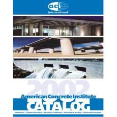 美国混凝土协会标准aci2002catalog